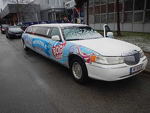 Bogi Party Stretch Limousine
